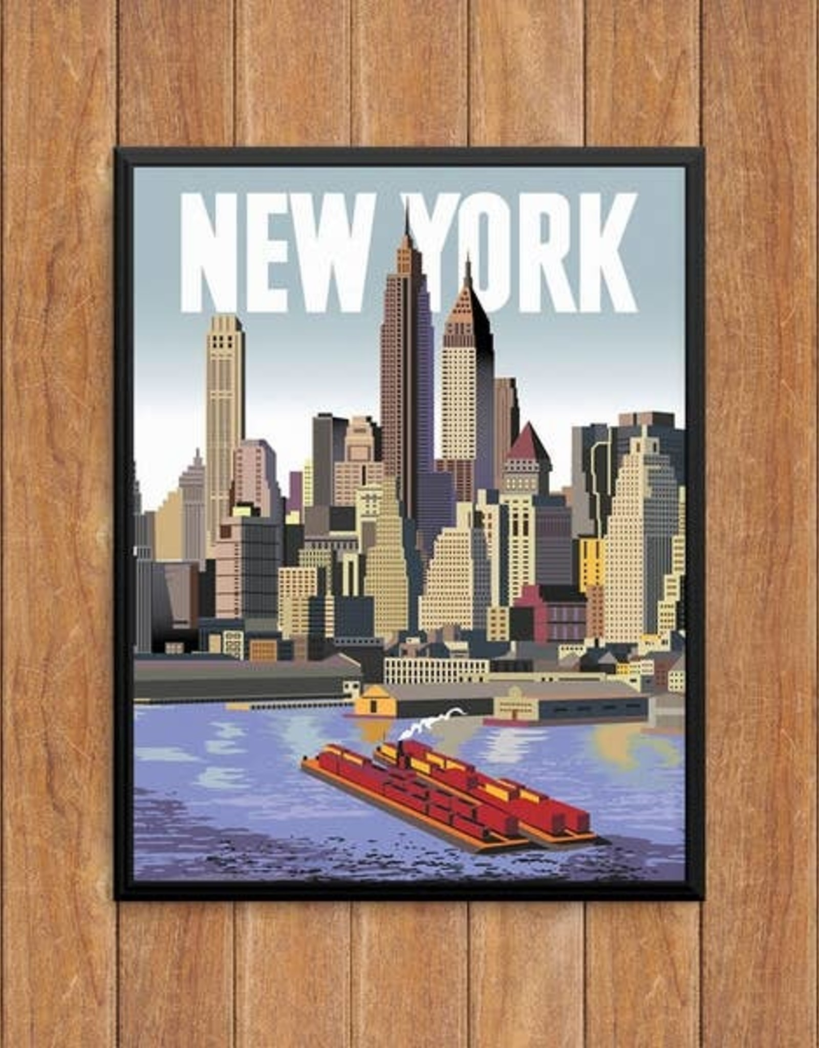 Fridgedoor New York City Magnets