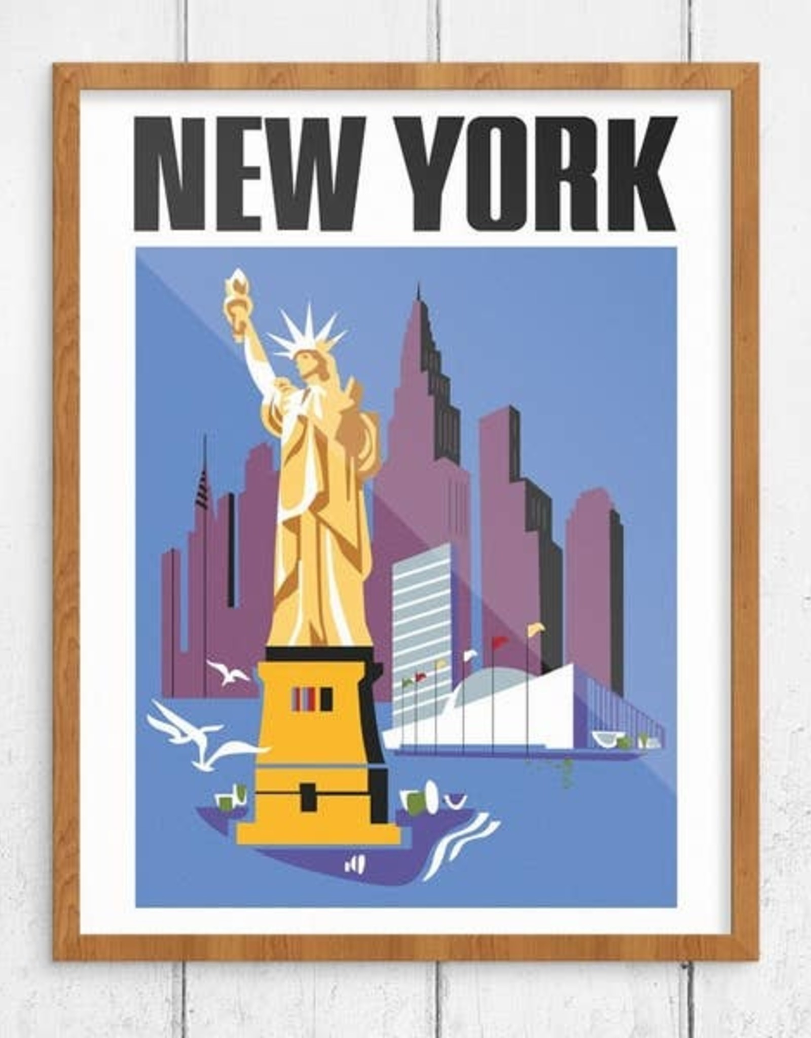 New York City Magnets