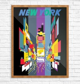 Fridgedoor New York City Magnets