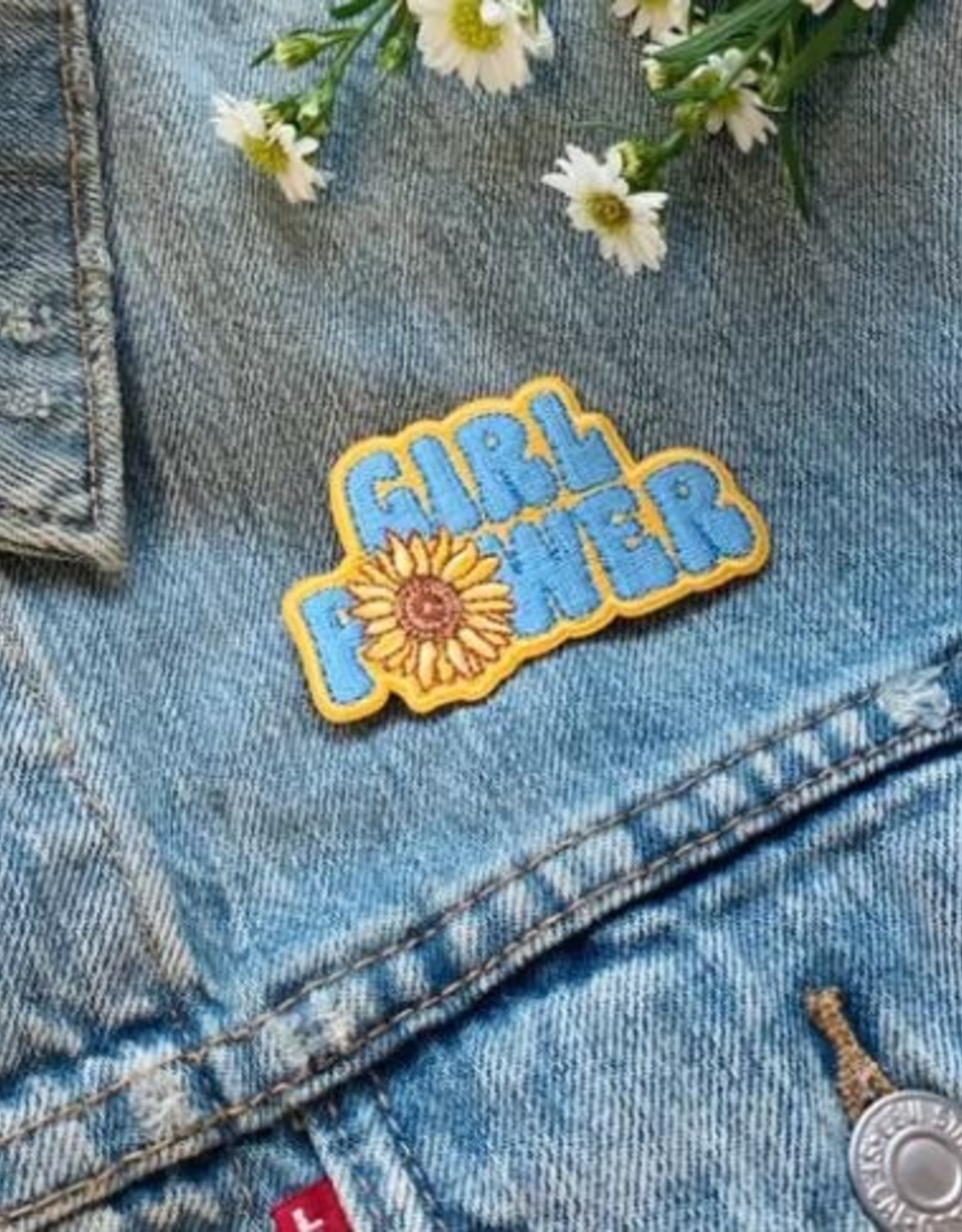 Patch - Sunflower Collection - Girl Power
