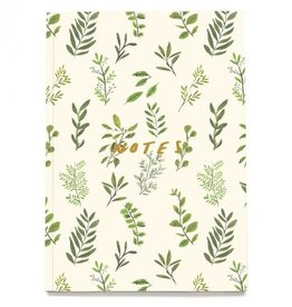 Notebook - Plant Foliage
