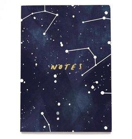 Notebook - Stars