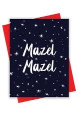 xou Card - Congrats: Mazel