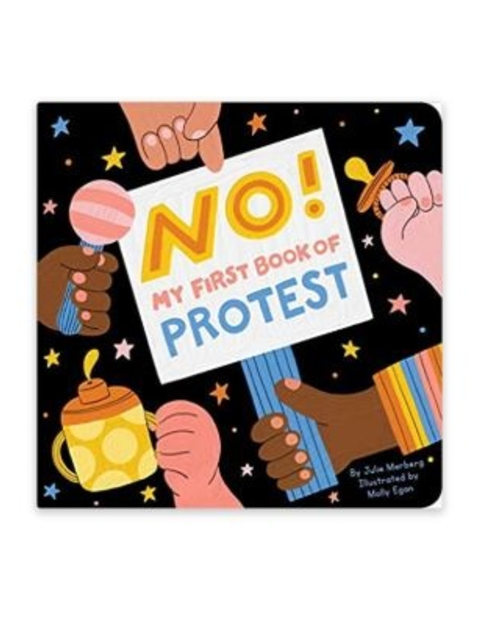 My first protest book