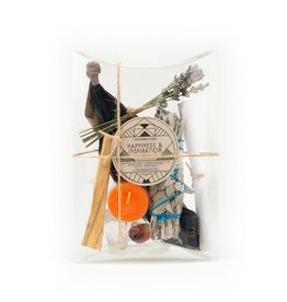 Ritual Kit: Happiness & Inspiration