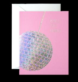 Card - Birthday: Ball So Hard