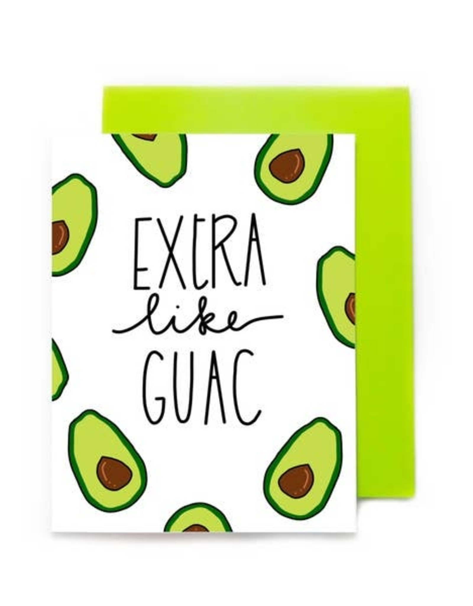 Card - Blank: Extra like Guac
