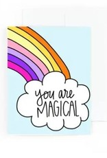 Card - Blank: You are magical
