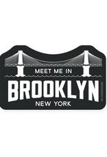 Sticker: Meet me in Brooklyn