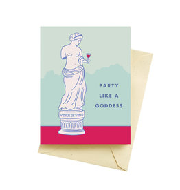 Seltzer Goods Card - Birthday: Goddess