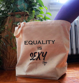 Ooshie Tote: Equality is sexy