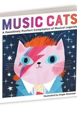 Board Book: Music Cats