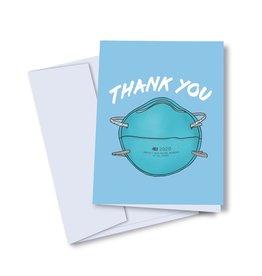 kaleidodope Card - Thank you: Mask