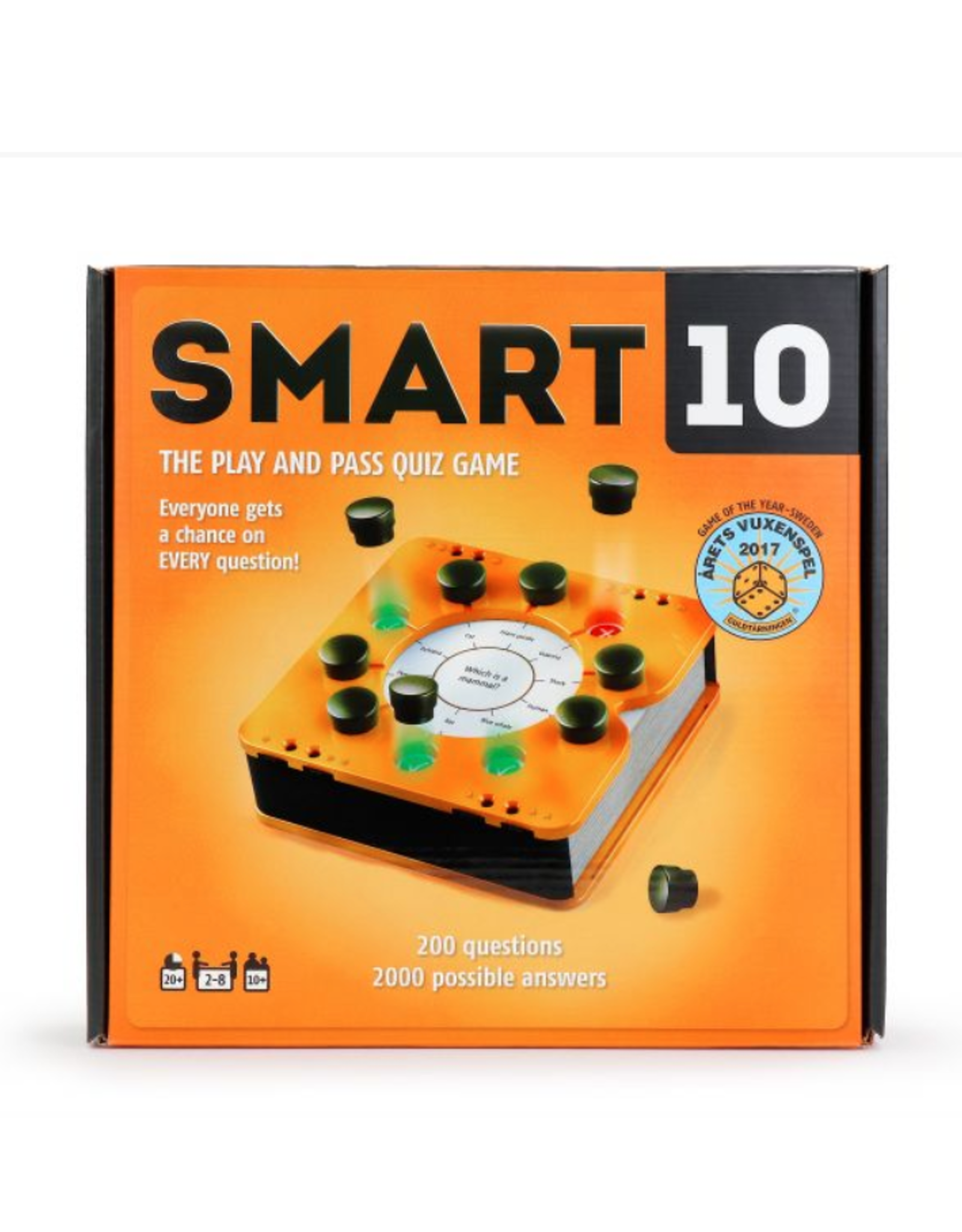 Bananagrams Smart 10 game