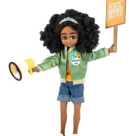 Schylling Lottie: Kid Activist Doll