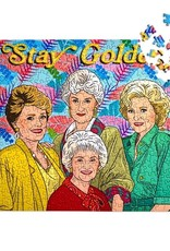 Puzzle: 500 piece - Stay golden