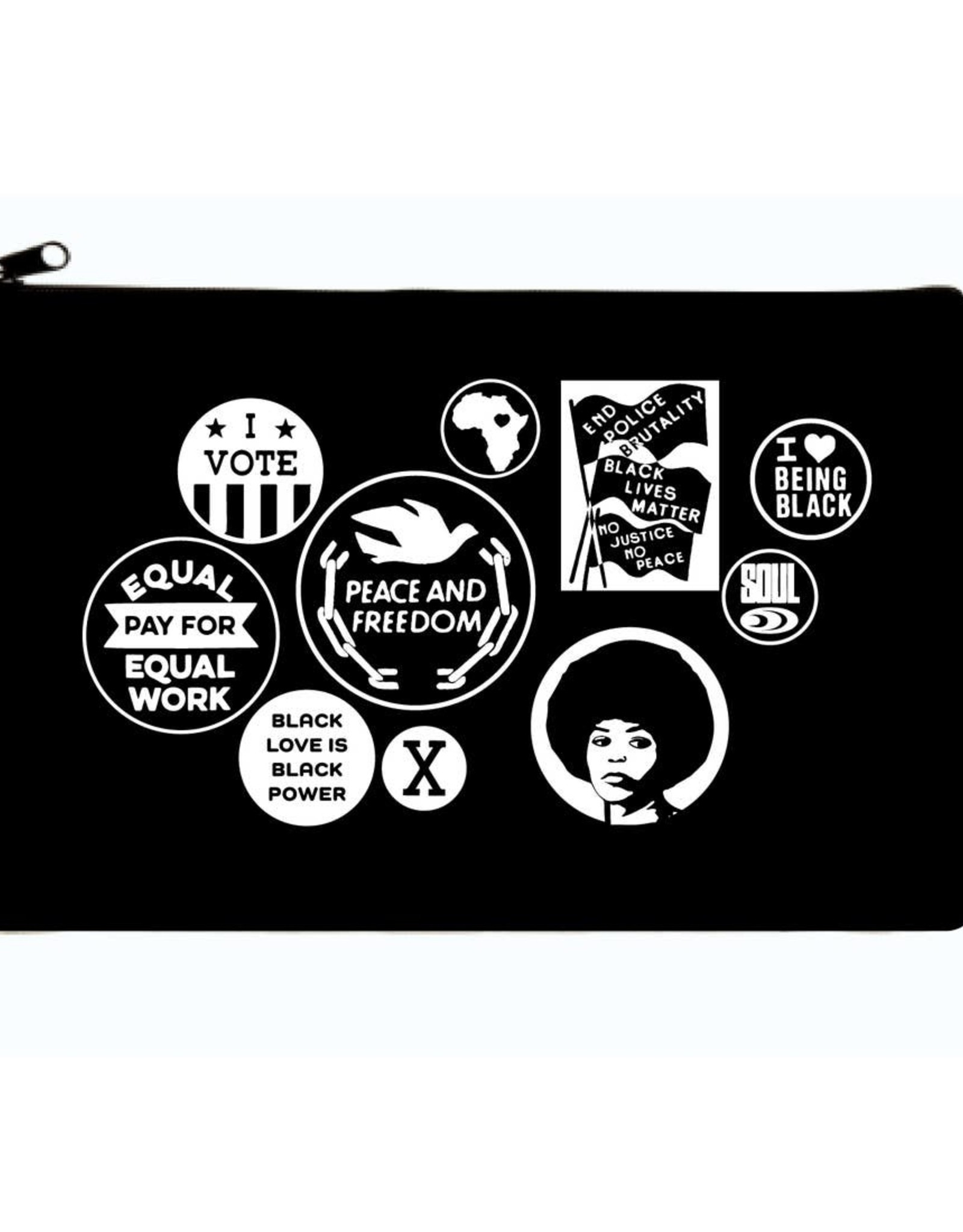 All Very Goods Pouch: Power Button