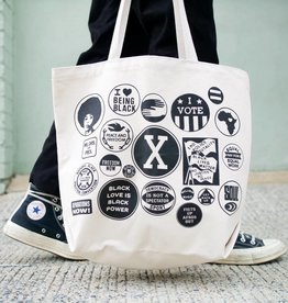 All Very Goods Tote: Power Button
