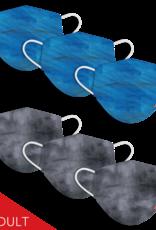 Masks: Adult Patterned Disposable