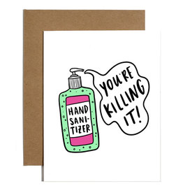Card: Blank - You're Killin' it