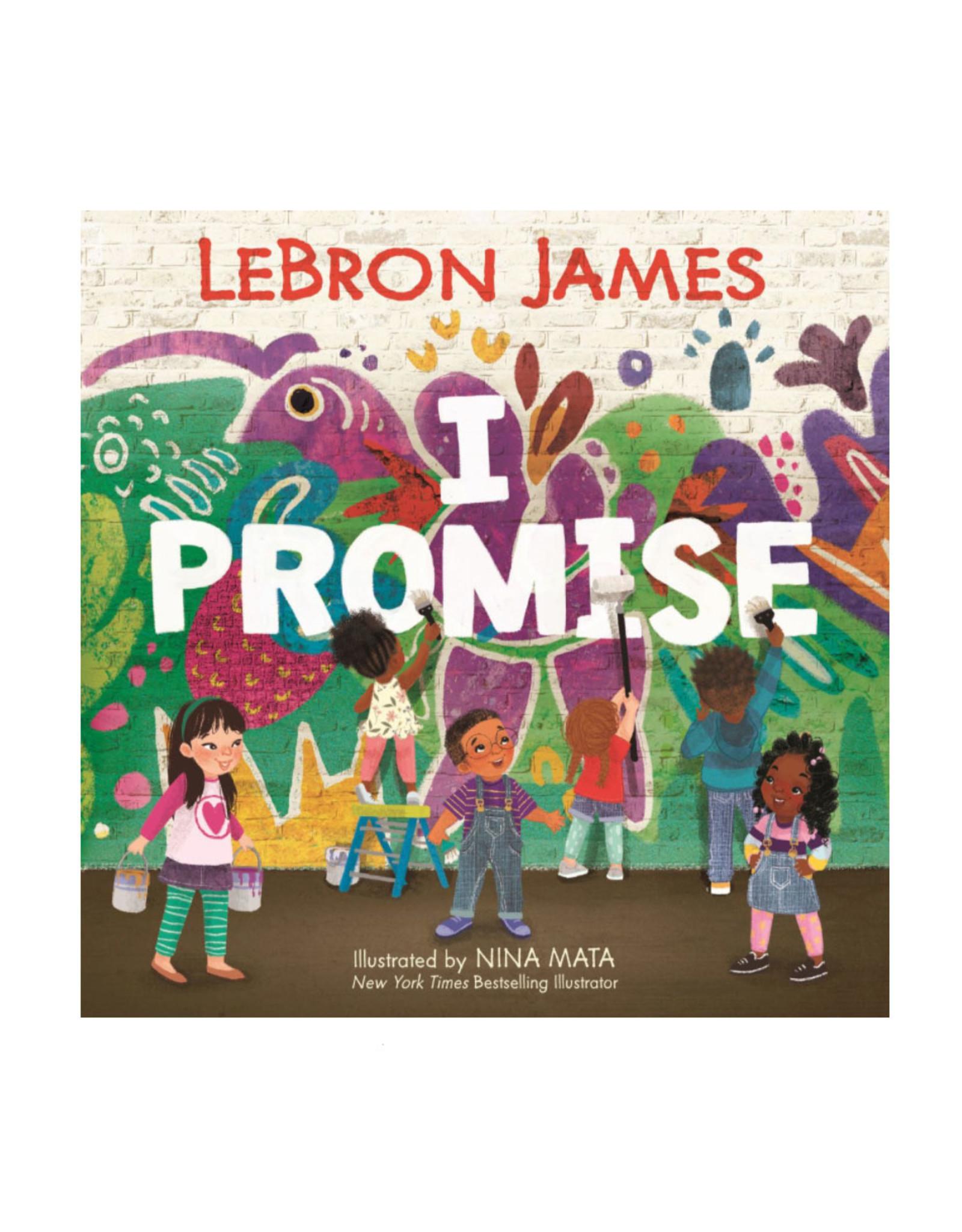 Harper Collins I Promise: By Lebron James