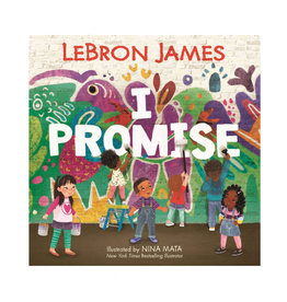 Harper Collins I promise: By Labron James