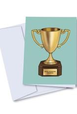 kaleidodope Card - Blank : Social Distancing Champion