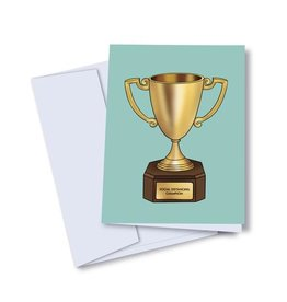 Card - Blank : Social Distancing Champion