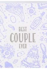 Card - Wedding: Best Couple Ever