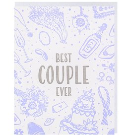 Card - Wedding: Best Couple Ever