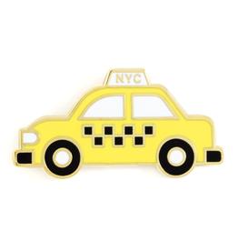 Enamel Pin: Taxi