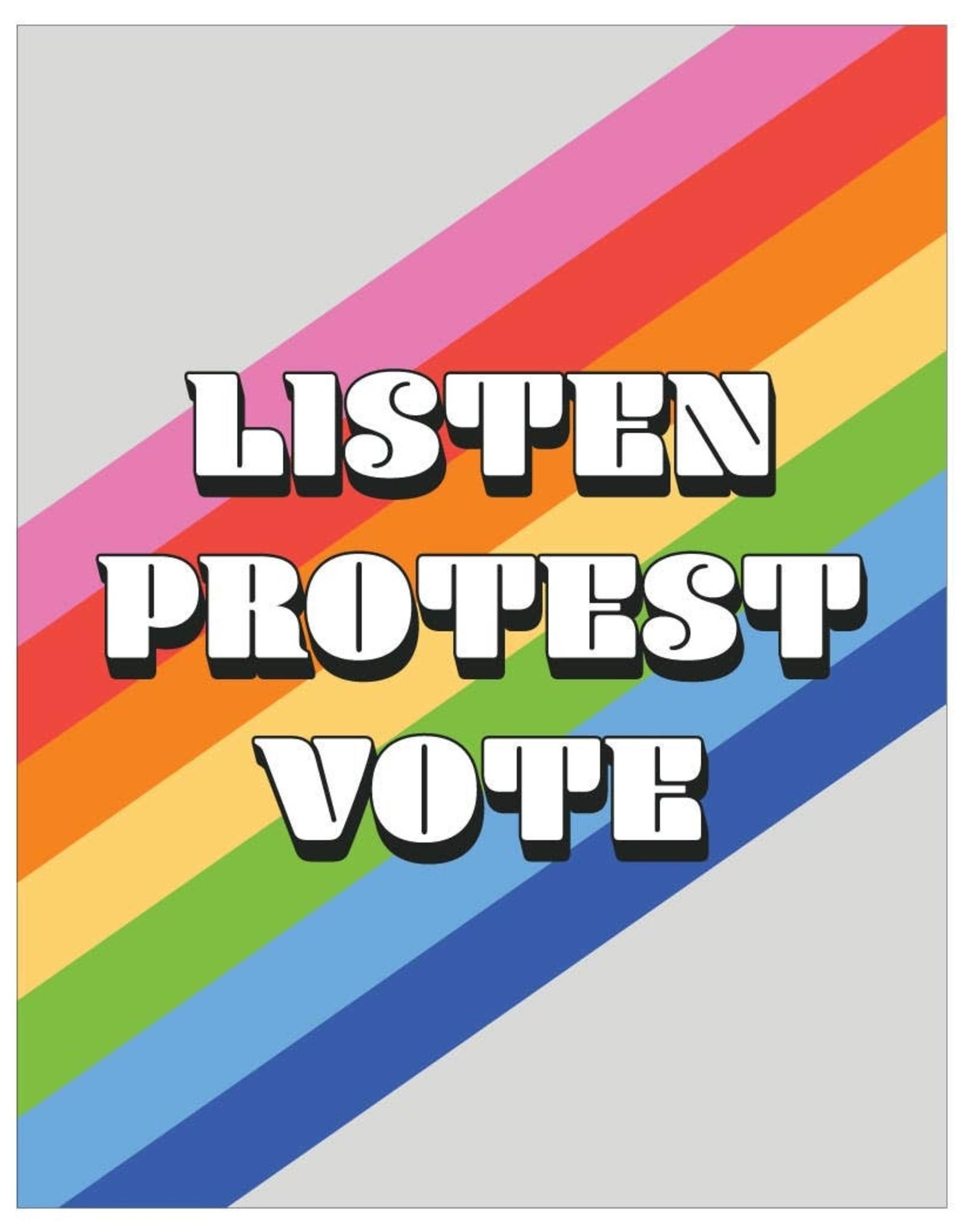 Magnet - Listen Protest Vote