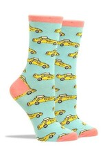 Socks: New York Taxi- Women's