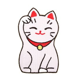 Patches and Pins Patch: Japanese Lucky Cat