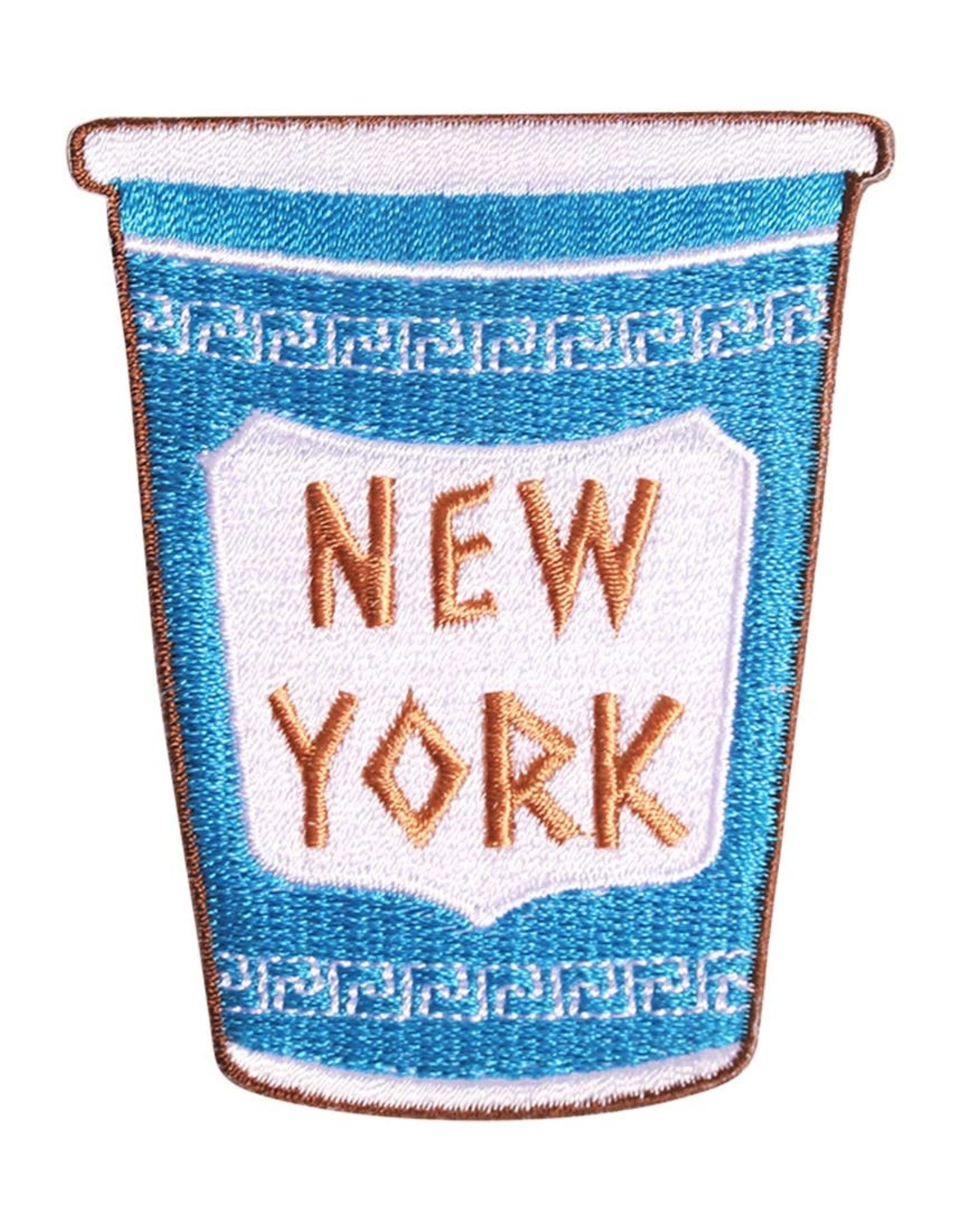 Patch: New York Coffee Cup