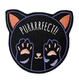 Patch: Purrrrrfect!