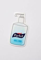 Sticker: Purhell