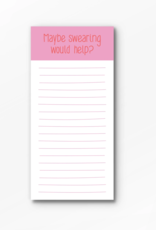 Public School Paper Co. Notepad: lined