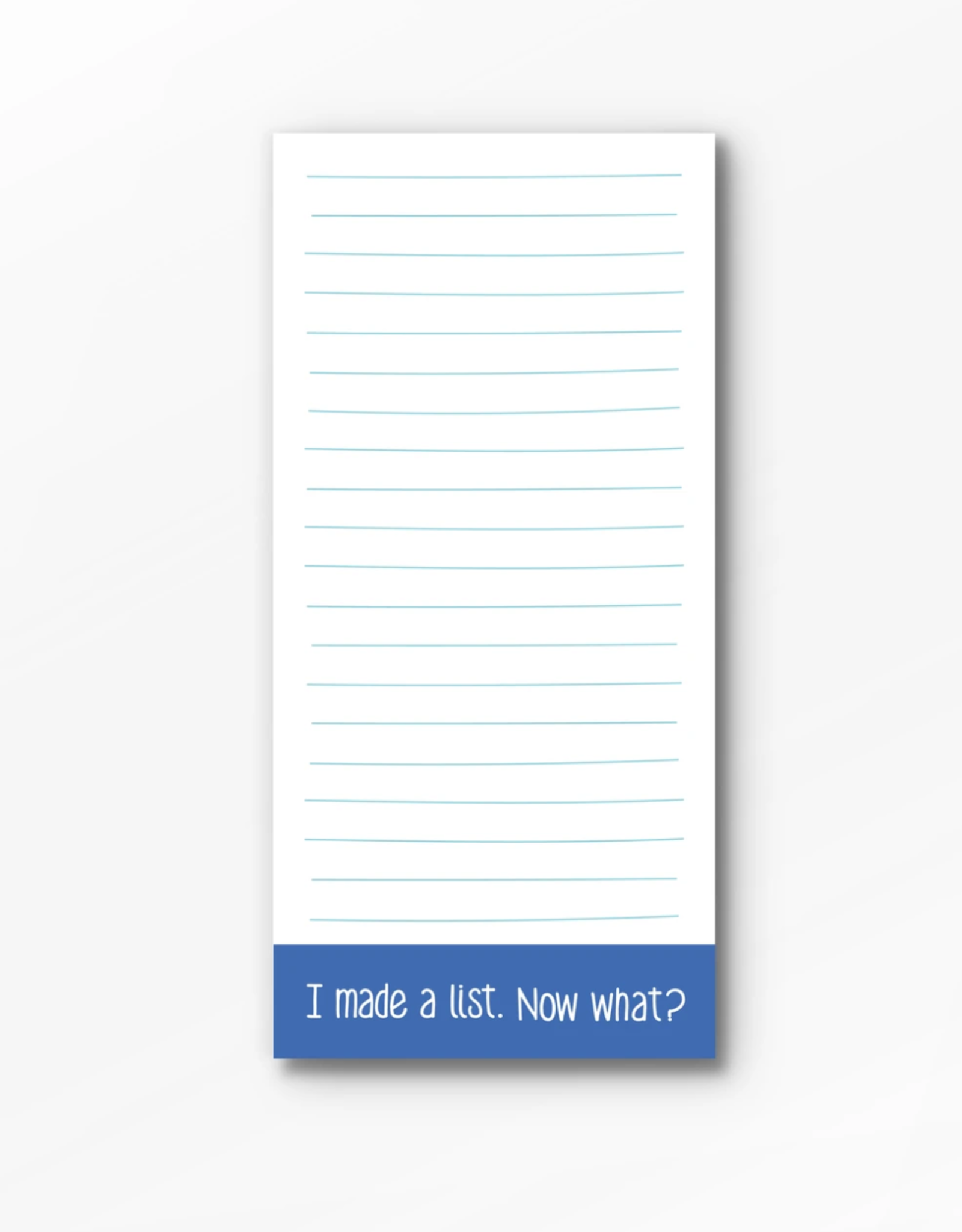 Notepad: lined