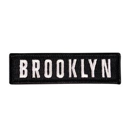 Patches and Pins Patch: Brooklyn rectangle