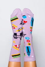 Yellow Owl Workshop Socks NYC (Women's)