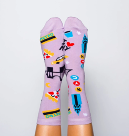 Yellow Owl Workshop Yellow Owl Workshop Socks NYC (Women's)