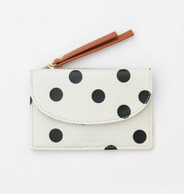 Wallet: Cardholder with coin purse
