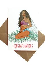Card - Baby: Beyonce