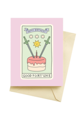 Seltzer Goods Card - Birthday: Tarot