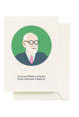 Card - Birthday: Freud
