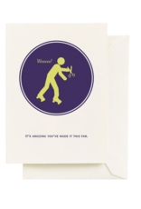 Seltzer Goods Card - Birthday: Scissors