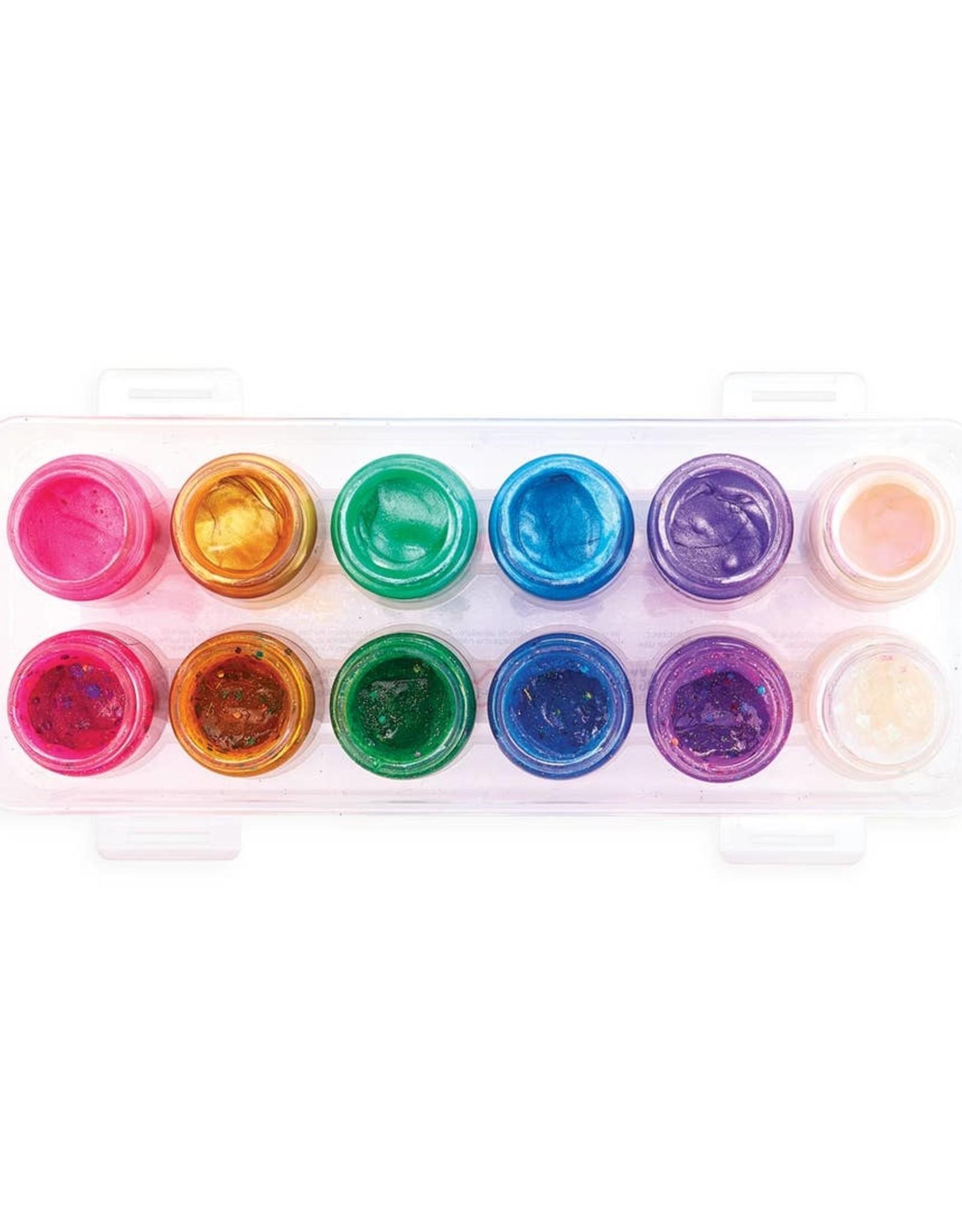 Ooly DBA International Arrivals Paint: Cosmic Shine Acrylic