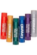 Ooly DBA International Arrivals Chunkies Metallic Paint Sticks (set 6)