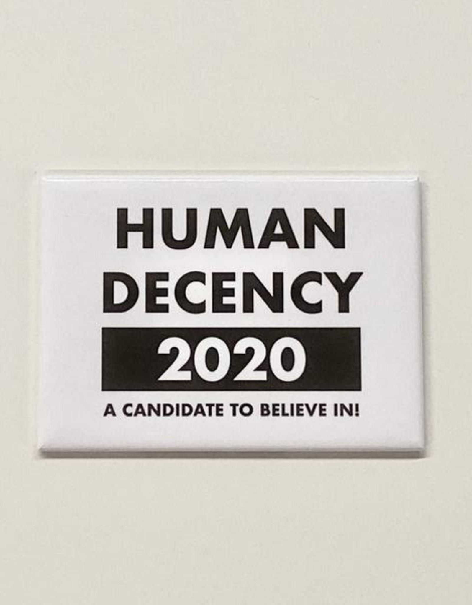 Magnet: Human Decency 2020